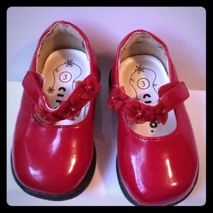 Circo baby shoes toddler size 3 red